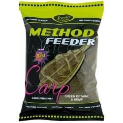 Zanęta Method Feede Lorpio  Green Betaine & Hemp 700g.