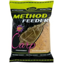 Zanęta Method Feeder Lorpio Golden Salomon 700g.