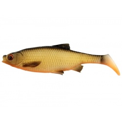 3D LB Roach Paddle Tail 10cm - Dirty Roach
