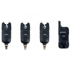 Zestaw Sygnalizatorów Jaxon XTR Carp Pro Vertus 3+1