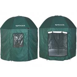 Parasol namiot z Moskitiera 250 cm Konger