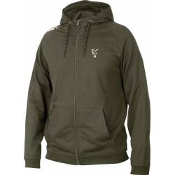 Bluza FOX Collection Green & Silver Lightweight Hoodie size M
