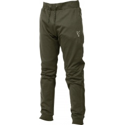 FOX Collection Green & Silver Lightweight Joggers size M