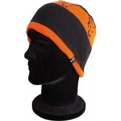 Czapka Black/Orange Beanie - Fox CPR993