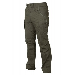 Fox Collection Green & Silver Combat Trousers size M