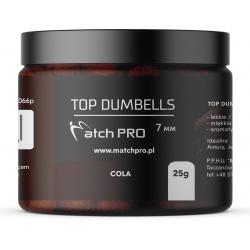 TOP DUMBELLS COLA 7mm / 25g MatchPro
