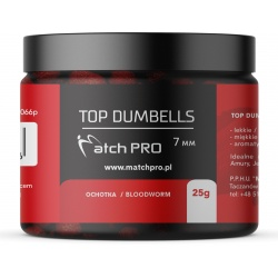 TOP DUMBELLS BLOODWORM 7mm / 25g MatchPro