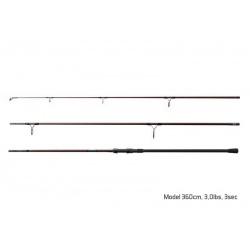 Delphin ETNA E3 Wędka / 2 składy 360cm/3,00lbs
