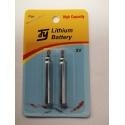 Bateria  do spławika elektronicznego i światłowodowego