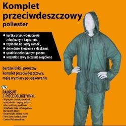 GoodFish Komplet przeciwdeszczowy (kurtka+spodnie) r.M