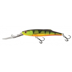 FREEDIVER SUPER DEEP RUNNER - 9cm Wobler Salmo Hot perch