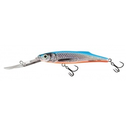 FREEDIVER SUPER DEEP RUNNER - 9cm Wobler Salmo Silver Blue