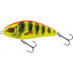 FATSO SINKING - 10cm Wobler Salmo Bright Perch