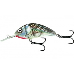 HORNET FLOATING - 9cm Wobler Salmo Holographic Grey Shiner