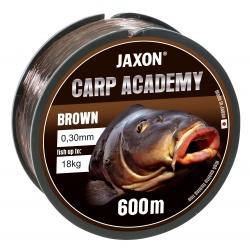 Carp Academy Brown 1000m 0,325/20kg. Żyłka Jaxon