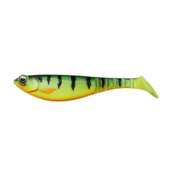 Effzett Shadster Power 11cm Firetiger UV Guma Dam