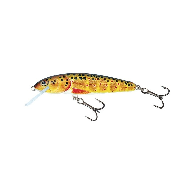 MINNOW SINKING - 7cm Wobler Salmo Trout