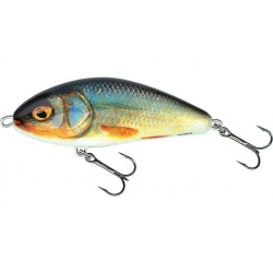 FATSO FLOATING - 10cm Wobler Salmo Real Roach
