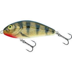 FATSO FLOATING - 10cm Wobler Salmo Emerald Perch