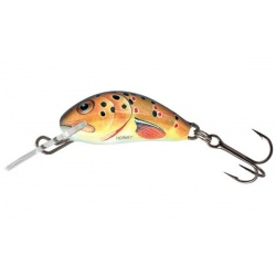 Hornet SINKING - 2,5cm Wobler Salmo Trout