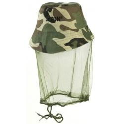 Czapka Kapelusz z moskitierą UJ-HL03 Jaxon Size L